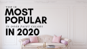 Top 10 Most Popular Interior Paint Colors In 2020