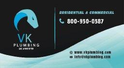 No Job Is Too Big! Meet VK Plumbing - Inland Valley, CA