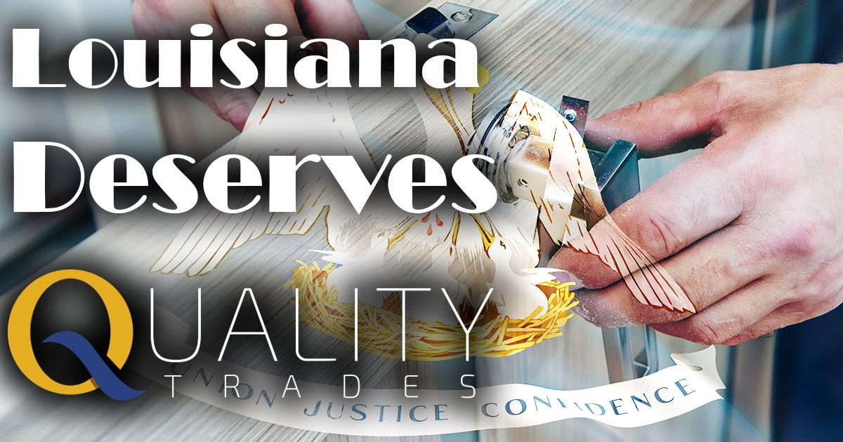 Louisiana handyman services