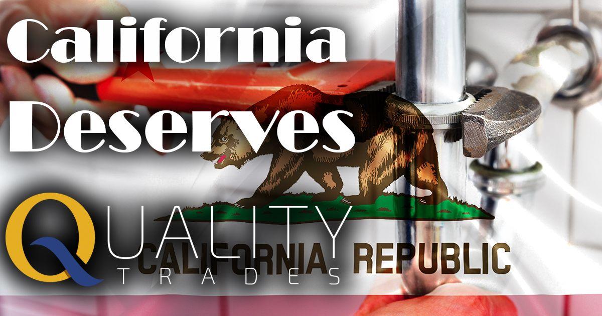 California plumbers