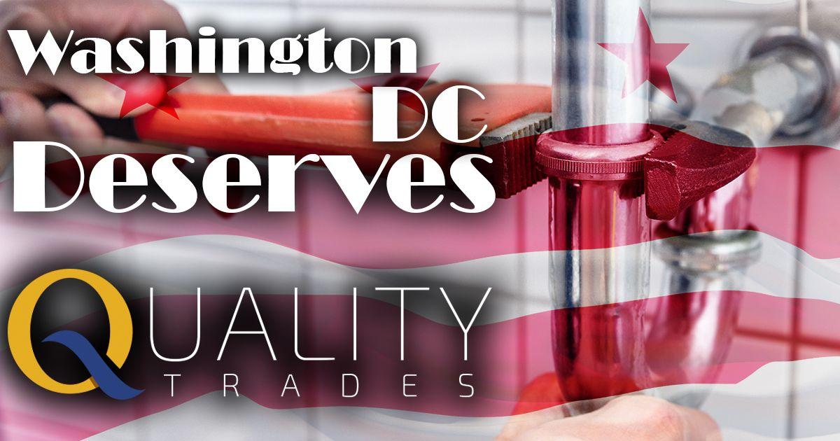 Washington, DC plumbers