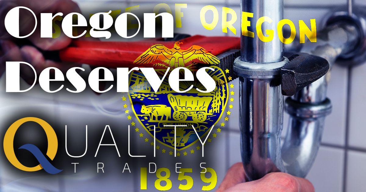 Oregon plumbers