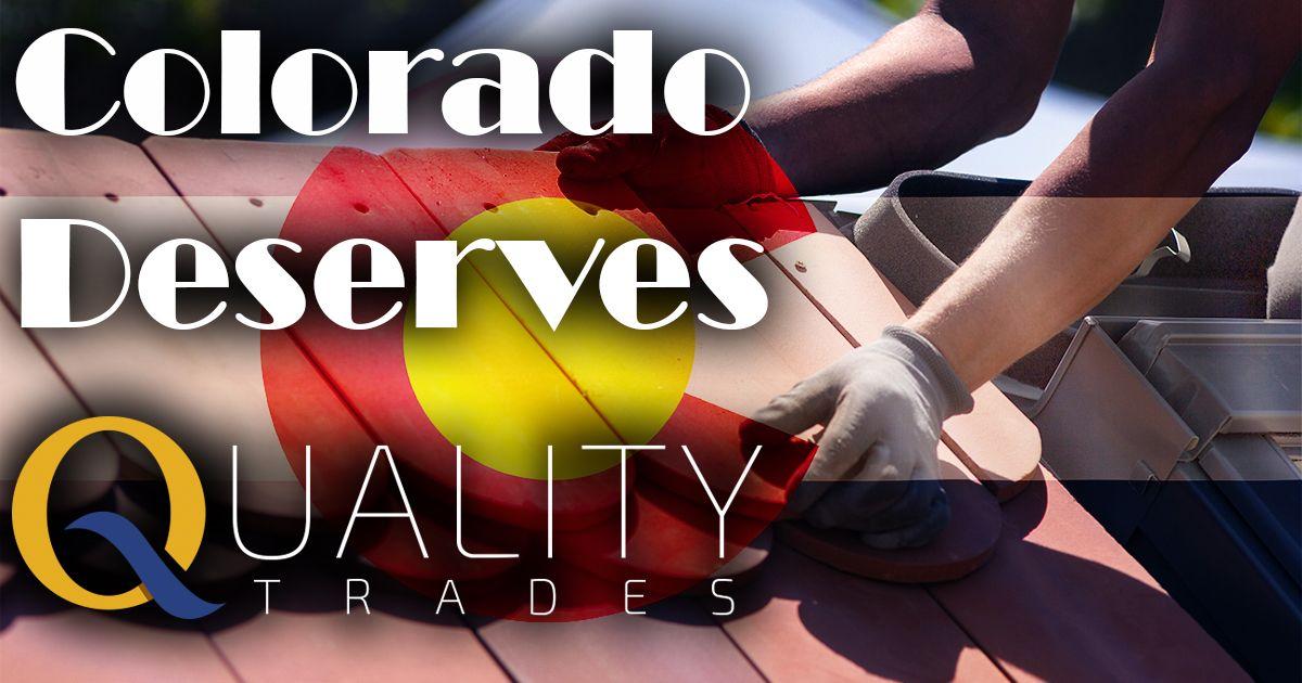 Colorado roofing contractors