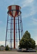 Updates on New Idaho Falls Water Tower | CBTV-Idaho Falls with Tyson Bolkcom