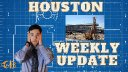 Houston Update with Joshua Vita. Job growth, demolition of parking structure, and lease vacancies