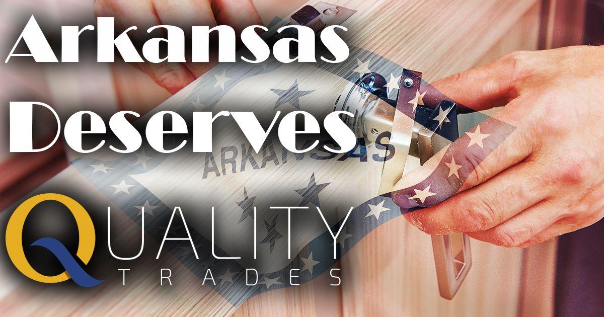 Arkansas handyman services