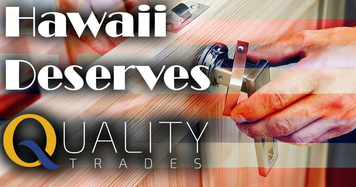 Honolulu, HI handyman services
