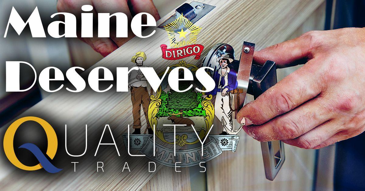 Maine handyman services