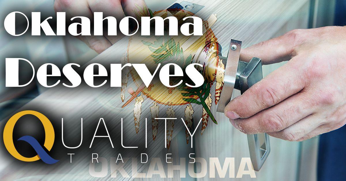 Oklahoma City, OK handyman services