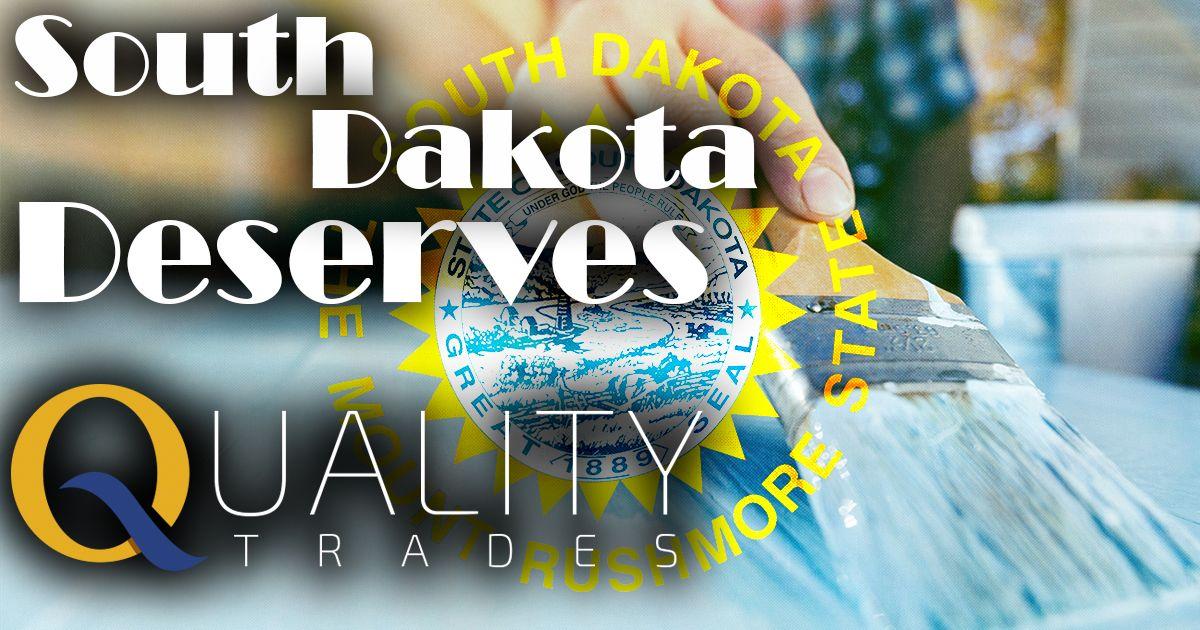 South Dakota painting contractors