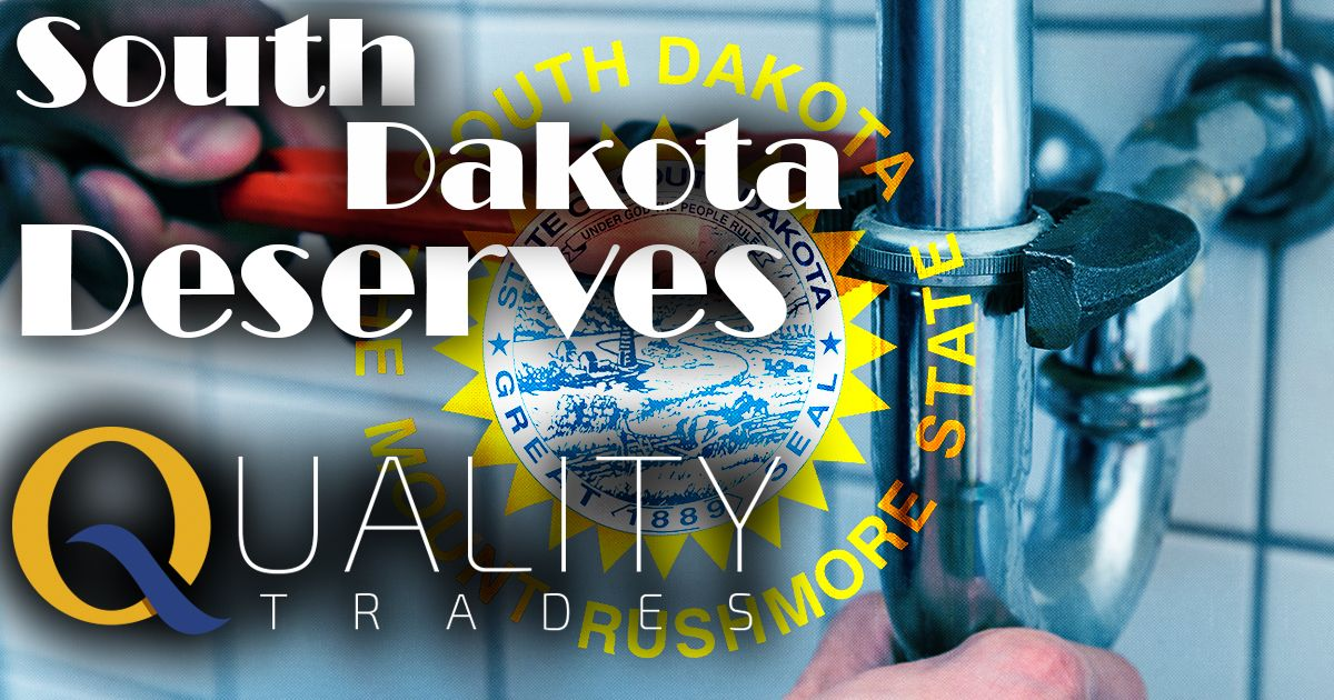 South Dakota plumbers