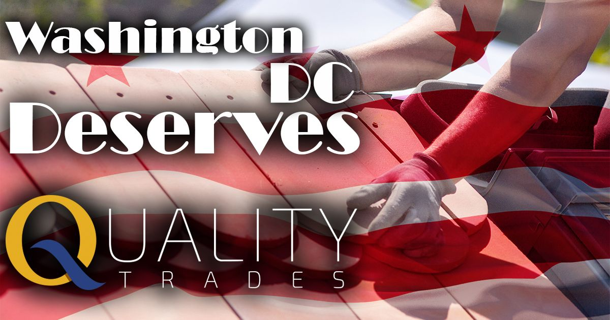 Washington, DC roofing contractors