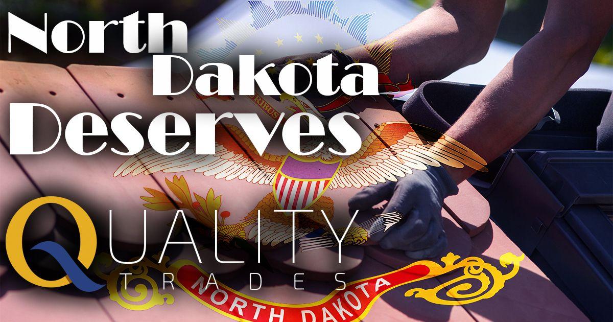 North Dakota roofing contractors