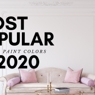 popular paint colors in 2020